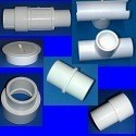 Snap Tees, Inside Pipe Extenders, Inside Pipe Couples, Inside Pipe Plugs, Telescoping couples, and other repair parts.